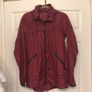 Lululemon Packable Windbreaker Jacket Size 8